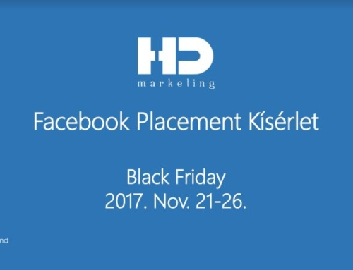 Facebook placement kísérlet