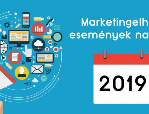2019-es marketing naptár