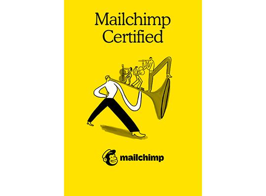 HD marketing MailChimp Certified