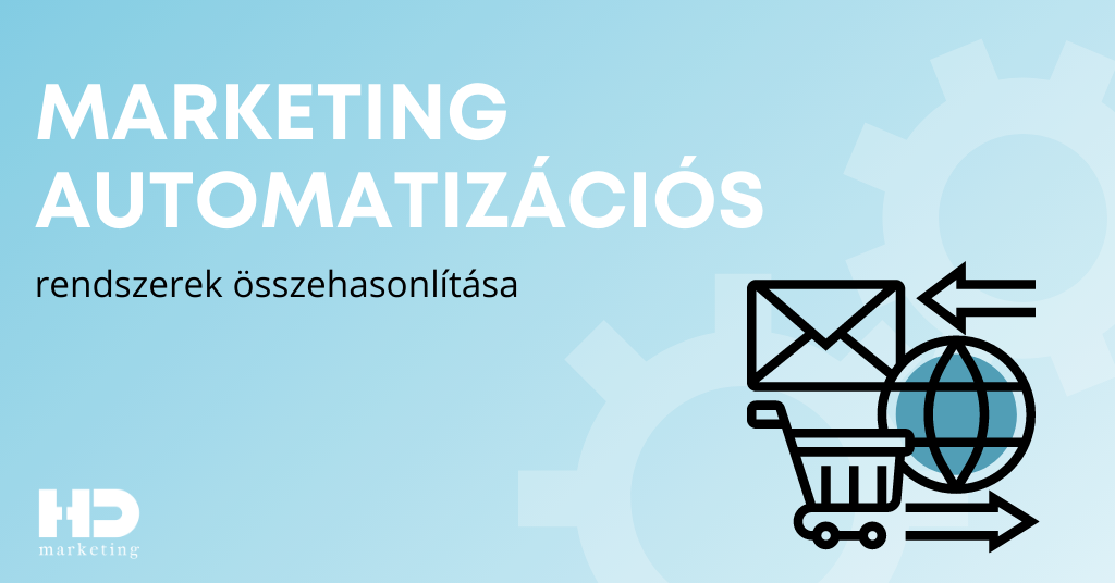 marketing automatizacios rendszerek